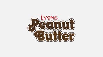 lyons peanut butter
