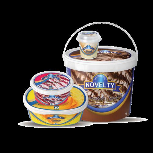 novelty ice creams