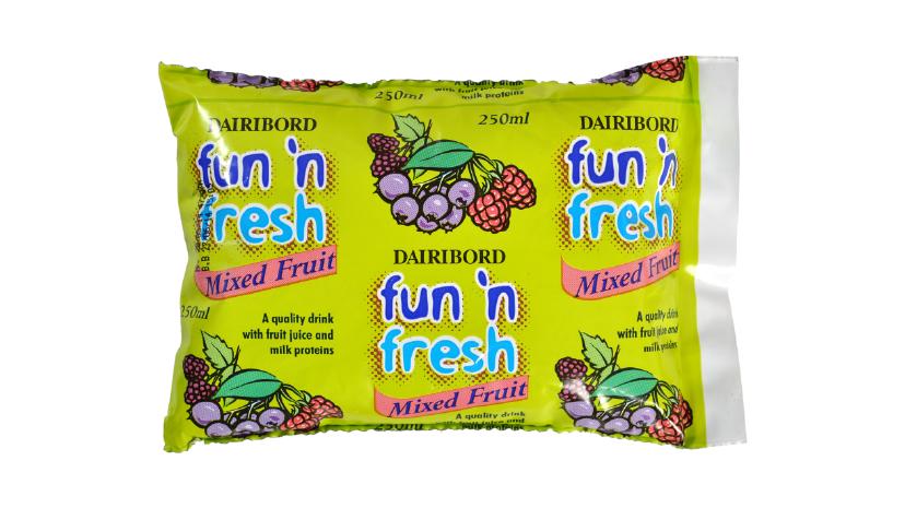 Fun n Fresh Mixed Fruit 250ml