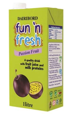 Fun n Fresh passion fruit 1l