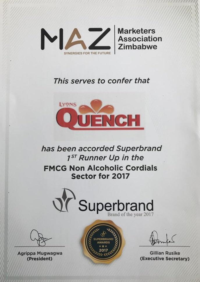 MAZ-Quench